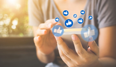 Prezentace projektu na sociálních sítích